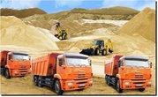 Доставка сыпучих строительный материалов Н.Новгород и область