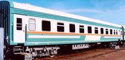 Пассажирские вагоны модели 61-828