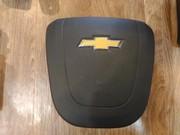 Подушка в руль безопасность Chevrolet Cruze