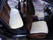 Накидки без спинок из меха для авто