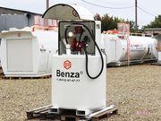 Топливный модуль мобильная АЗС Benza